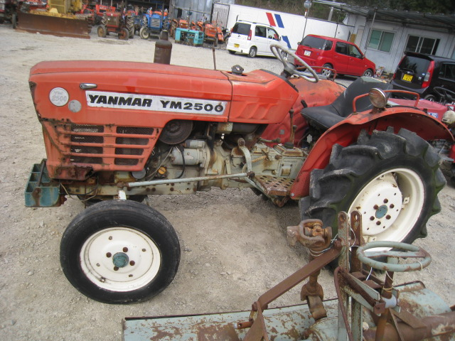 Yanmar 240d 2wd Parts : Yanmar autos we